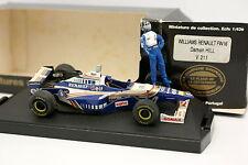 Onyx CEC 1/43 - F1 Williams Renault FW18 Hill