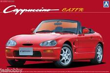 Aoshima 51498 1/24 Scale Model The Best Car GT Kit Suzuki Cappuccino EA11R