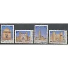 Ouzbékistan - 1997 - No 92/95 - Monuments