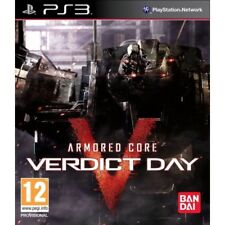 Armored Core Verdict Day Ps3 PlayStation 3 Game UK Delivery