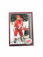 2002 Upper Deck O-Pee-Chee STEVE YZERMAN Jumbo Card 7 of 25 | 1 card | RARE