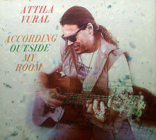 CD ATTILA VURAL - according outside my room