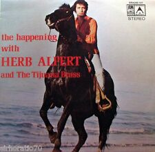 HERB ALPERT'S Tijuana Brass / The Happening With LP