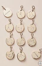 Anthropologie Zodiac CAPRICORN Decorative Charm Key Chain Book Bag Zipper Etc
