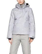 Eider Eiv4100 V Women's Ski Jacket Women's EIV4100V Misty Grey Print
