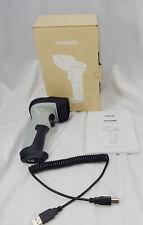 Inateck Bluetooth Barcode Scanner Wireless Laser Usb Gun Label Reader Bcst-70 G2