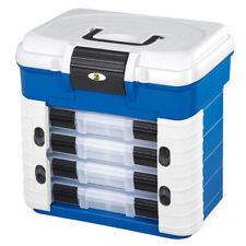 Behr Jumbo-Sitz und Gerätebox II, Sitzkiepe, Angelkasten, Angelkoffer Angelbox