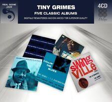 TINY GRIMES - 5 CLASSIC ALBUMS  4 CD NEU