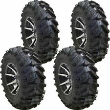 26x9-12, 26x11-12 Q375 Tg Atv / Utv Utility Tires (4 Pack)