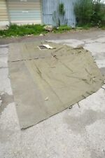 Canadian Military Surplus TEMS MOD Rear Wall Section Vinyl, no liner or frame