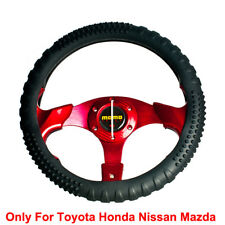 Car Steering Wheel Cover Silicone Steering Cover For Toyota Honda Nissan Mazda