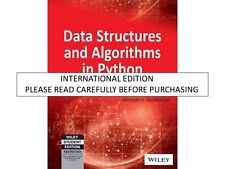 Data Structures and Algorithms in Python by Michael H. Goldwasser, Roberto Ta...