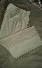 Rafaella Women's slacks pants beige and gray