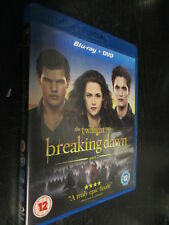 ***The Twilight Saga - Breaking Dawn - Part 2 (Blu-ray and DVD)*** FREE P&P