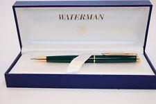 Waterman Mechanical Pencil Hémisphère Green