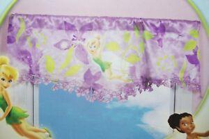 Disney Fairies Tinkerbell Window Valance Catch You Later 50x18