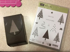 Stampin Up! Festival of Trees stamp set & Punch Bundle - RETIRED!