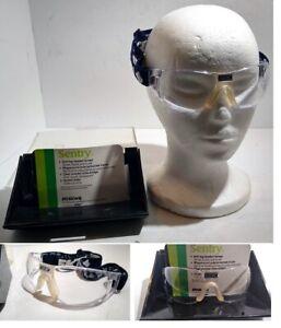 VTG Ektelon SENTRY Racquetball Eyewear Glasses Safety Goggles Never Worn EUC