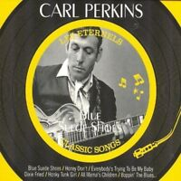 CARL PERKINS - BLUE SUEDE SHOES   CD NEW+