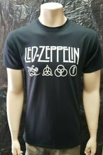 Led Zeppelin T-Shirt Classic Rock Band Legend size S-3Xl