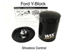 1954-64 Ford Y-Block Spin on Oil Filter Conversion KIT