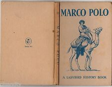 Vintage Ladybird ADVENTURE FROM HISTORY Book MARCO POLO Series 561