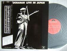 ROY BUCHANAN LIVE IN JAPAN / WITH OBI