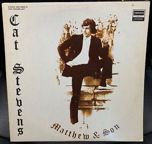 Cat Stevens – Matthew & Son / New Masters (Double Vinyl LP)