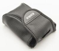 Bereitschaftstasche Fototasche camera case für die Konica MT-10 Kompaktkamera