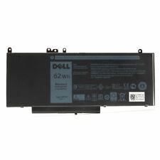 New listing 62Wh Genuine 6Mt4T Battery ForDell Latitude E5470 E5570 Wtg3T 7V69Y Txf9M 79Vrk