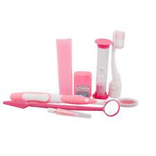 Toothbrush Interdental brush Floss Sand Timer Dental Orthodontic Oral Care Kit