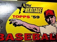 2008 Topps Heritage Base Set 425 PLUS Black Back Set 110