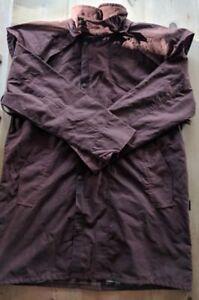 Hunter Outdoor Mens 3/4 length Denver Wax Jacket Chestnut Size Medium