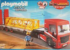 Playmobil 5467 RC fähiger Schwertransporter City Action Neu/Ovp