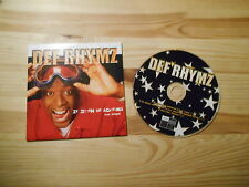 CD Pop Def Rhymz ft. Lloyd - Ze zitten Me Achterna (2 Song) DINO MUSIC