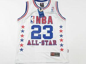 NWT Michael Jordan #23 Washington Wizards Throwback Reebok All Star Game Jersey