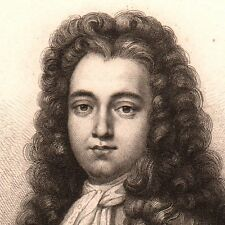 Louis-François-Marie Le Tellier de Barbezieux Ministre de la Guerre Louis XIV