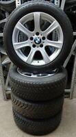4 BMW Winterräder Styling 394 225/55 R17 97H BMW 3er GT F34 6856893 TOP ink RDCi