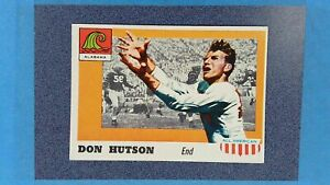 1955 Topps #97 DON HUTSON All Americans Alabama EXMT ~MR25A