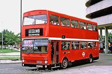 London Transport M1450 CUB539Y 6x4 Bus Photo Ref L168