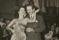 Walt Disney 1941 PHOTO #80 South American Goodwill Tour Showgirl Dance Club