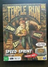 Temple Run Speed Sprint Card Game With Electronic Talking Idol Timer
