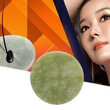 Round Jade Stone Eyelash Extension Glue Adhesive Pallet Pad Stand Holder Unique
