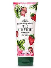 Bath And Body Works Wild Strawberry Body Cream 8.0 Fl Oz