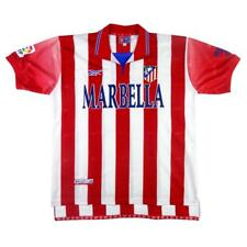 1998-99 Atletico Madrid Maglia Home XL (Top)  SHIRT MAILLOT TRIKOT