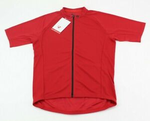 Bontrager Men's Solstice Jersey Red Size S NWT