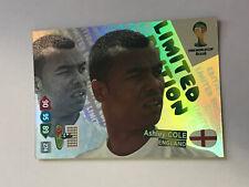 Panini Adrenalyn XL World Cup 2014 Ashley Cole Portrait Limited Edition (E15)