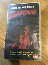 Braindead (VHS, 1998)