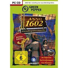Anno 1602 Königsedition - PC Game - *NEU*