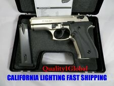 NEW FULL METAL SATIN PX4 DICLE BERETTA Replica MOVIE PROP Pistol Gun Training